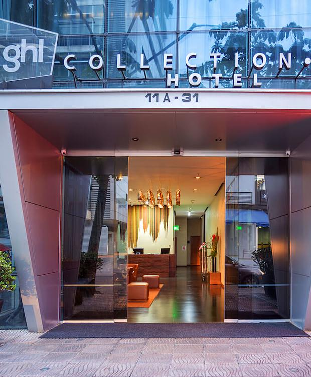 None Hotel GHL Collection 93 Bogota