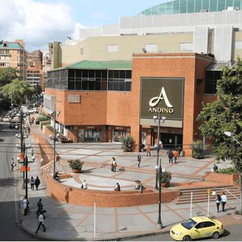 Centro Comercial Andino Hotel GHL Collection 93 Bogota